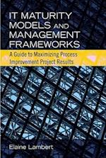 IT Maturity Models and Management Frameworks