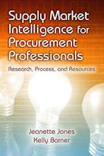 Supply Market Intelligence for Procurement Professionals