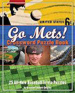 Go Mets! Crossword Puzzle Book (Cider Mill Crosswords)