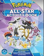 Pokémon All-star Activity Book