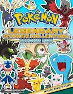 Pokémon Legendary Sticker Collection