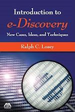 An Introduction to E-Discovery