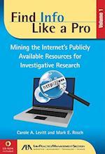 Find Info Like a Pro
