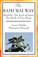The Samurai Way, Bushido: The Soul of Japan and the Book of Five Rings