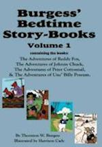 Burgess' Bedtime Story-Books, Vol. 1 af Harrison Cady, Thornton W Burgess