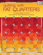 Quilting with Fat Quarters af That Patchwork Place