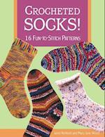 Crocheted Socks!