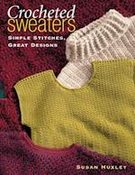 Crocheted Sweaters af Martingale
