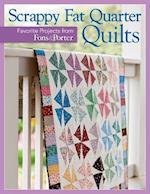 Scrappy Fat Quarter Quilts af That Patchwork Place