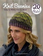 Knit Beanies af Karen M. Burns