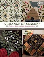 A Change of Seasons af Bonnie Sullivan