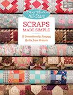 Moda All-stars Scraps Made Simple af Lissa Alexander