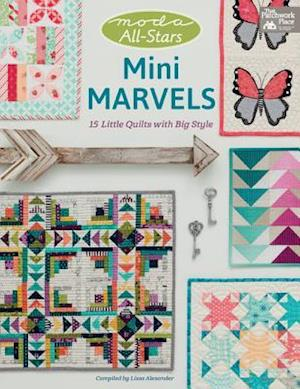 Moda All-Stars Mini Marvels af Lissa Alexander