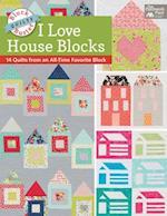Block-Buster Quilts - I Love House Blocks af Karen M. Burns