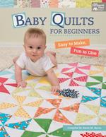 Baby Quilts for Beginners af Karen M. Burns