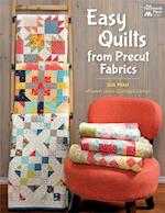 Easy Quilts from Precut Fabrics af Sue Pfau