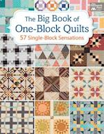 The Big Book of One-Block Quilts (Big Book)