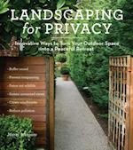 Landscaping for Privacy af Marty Wingate