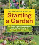 Beginner's Guide to Starting a Garden