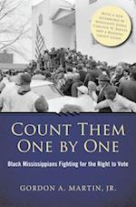 Count Them One by One (Margaret Walker Alexander Series in African American Studies)