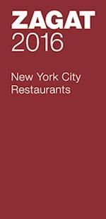 2016 New York City Restaurants