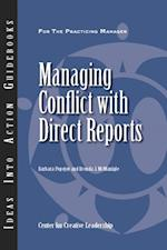 Managing Conflict with Direct Reports