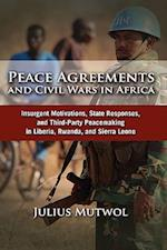 Peace Agreements and Civil Wars in Africa