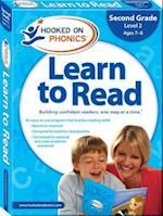 Hooked on Phonics Learn to Read Second Grade (Hooked on Phonics - Level 2)