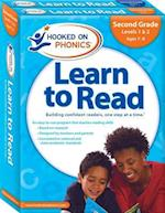 Hooked on Phonics Learn to Read 2nd Grade Complete