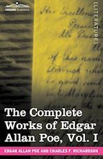 The Complete Works of Edgar Allan Poe, Vol. I (in Ten Volumes) af Edgar Allan Poe