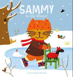 Sammy in the Winter