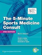 The 5-Minute Sports Medicine Consult (5-Minute Consult Series)