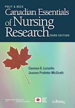 Canadian Essentials of Nursing Research af Denise F. Polit, Carmen G. Loiselle, Joanne Profetto-McGrath