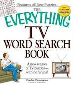 The Everything TV Word Search Book af charles Timmerman