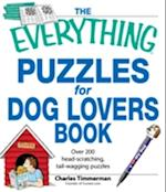 Everything Puzzles for Dog Lovers Book af charles Timmerman