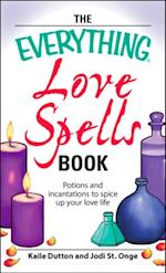 Everything Love Spells Book (Everything)
