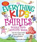 Everything Kids' Fairies Puzzle and Activity Book