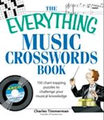 Everything Music Crosswords Book