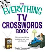 Everything TV Crosswords Book