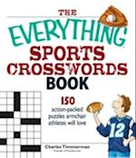 Everything Sports Crosswords Book