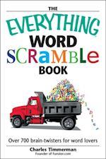 Everything Word Scramble Book
