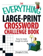 Everything Large-Print Crossword Challenge Book