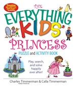 Everything Kids' Princess Puzzle And Activity Book