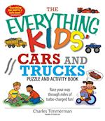 Everything Kids' Cars And Trucks Puzzle And Activity Book