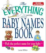 Everything Baby Names Book, Completely Updated With 5,000 More Names! (Everything)