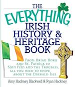Everything Irish History & Heritage Book (Everything)