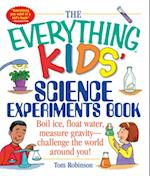 Everything Kids' Science Experiments Book - Special eBook Edition (EverythingR Kids)