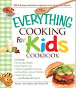 Everything Cooking for Kids Cookbook (Everything)