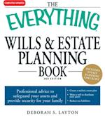 Everything Wills and Estate Planning Book (Everything)