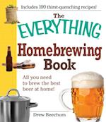 Everything Homebrewing Book (Everything)